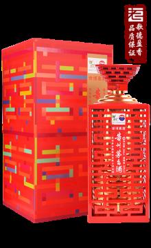 茅台世博喜酒2010年53度500ml