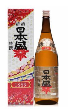 日本盛特选清酒1.8L
