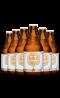 智美啤酒330ML白帽*6瓶