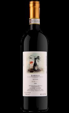 阿拉里奥索拉诺巴罗洛干红葡萄酒2009