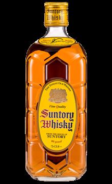 三得利日本威士忌 角瓶 700ml