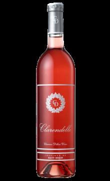 克兰朵桃红葡萄酒