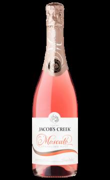 【作废】杰卡斯莫斯卡托桃红气泡葡萄酒