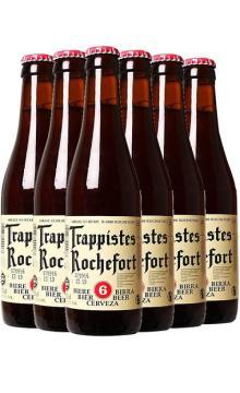 罗斯福6号 比利时修道院啤酒首屈一指代表 6支装明星款