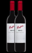 奔富BIN2西拉马塔罗干红葡萄酒  双支装 750ml*2