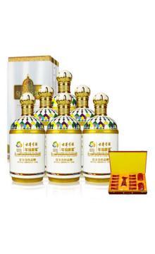 古井貢酒年份原漿哈薩克斯坦世博紀念酒45度750ml*6
