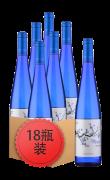 冰后半甜白葡萄酒750ml*18支