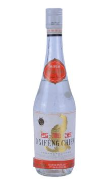 陈年老酒 西凤酒(白标出口) 1993年 55度 500ml